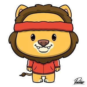 Lucas Lion by Marcus Prime