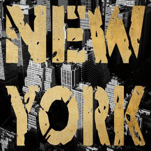 New York Shout by Marcus Prime