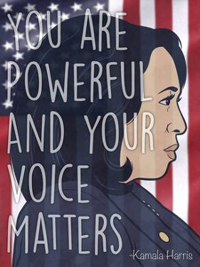 Our Voice Matters by Marcus Prime
