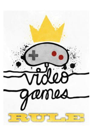 Video Games Rule by Marcus Prime