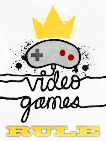 Video Games Rule