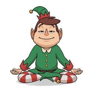 Yoga Elf 4 by Marcus Prime