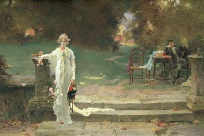 A Passing Cloud, 1891