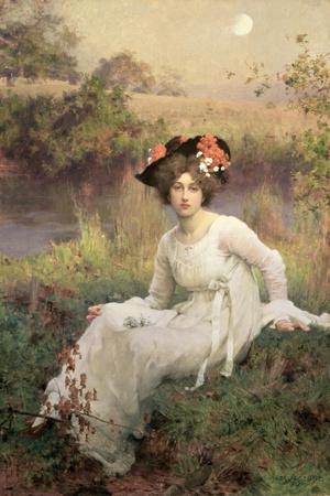 Reverie, 1899