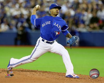 Marcus Stroman Game 5 of the 2015 American League Division Series