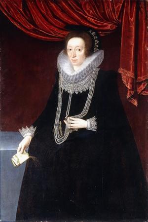 Portrait of Margaret Belasyse
