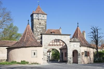 Town Gate and Rodertor Gate