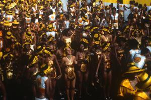 Mardi Gras Carnival, Rio De Janeiro, Brazil