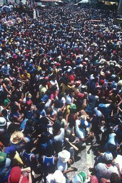 Mardi Gras, Las Tablas, Panama