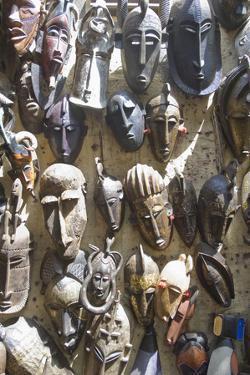 The Artisanal Market of Bamako by Maremagnum