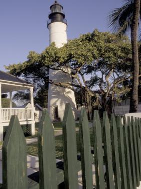 Key West Lighthouse, Key West, Florida, USA by Maresa Pryor
