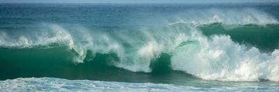 Waves of Sunset Beach, North Shore, Oahu, Hawaii