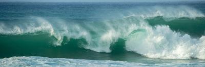 Waves of Sunset Beach, North Shore, Oahu, Hawaii by Maresa Pryor