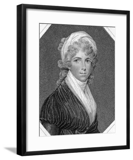 Margaret Bryan--Framed Giclee Print