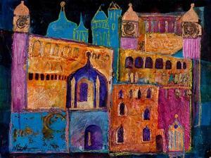 Arabian Nights, 2012 by Margaret Coxall