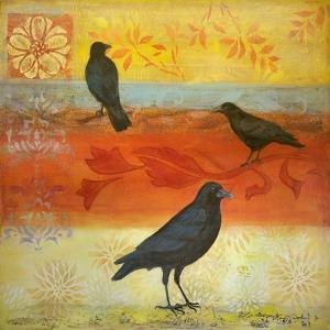 Crow Crossroads by Margaret Donharl