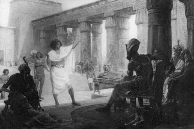 Joseph Interpreting Pharaoh's Dream, Early 20th Century
