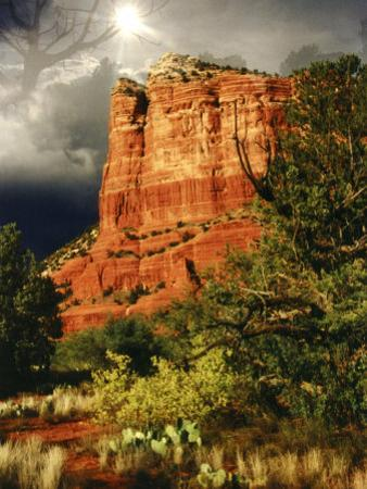 Courthouse Butte, Sedona, Arizona, USA