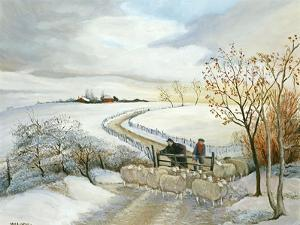 At the Farm Gate by Margaret Loxton