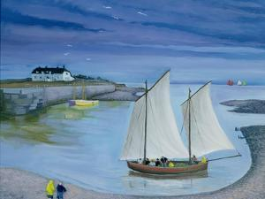 Becalmed by Margaret Loxton
