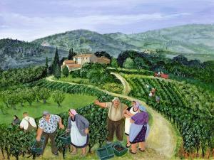 Chianti Classico, Villa Trasqua by Margaret Loxton