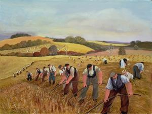 Harvest by Margaret Loxton