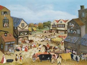 Market Day by Margaret Loxton