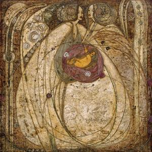 The Heart of the Rose, 1902 by Margaret MacDonald