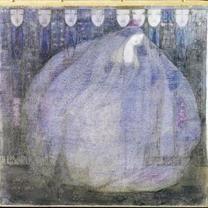 The Mysterious Garden, 1911 by Margaret MacDonald