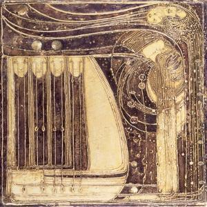 The Opera of the Sea, c.1902 by Margaret MacDonald