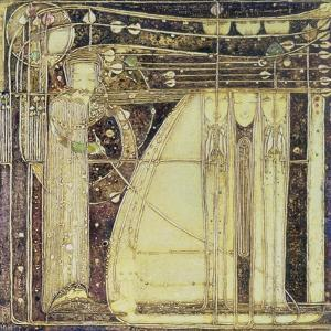 The Opera of the Wind, c.1902 by Margaret MacDonald
