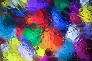 Color Explosion 1 by Margaret Morgan