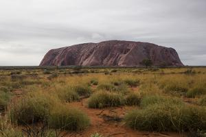 Uluru 2 by Margaret Morgan