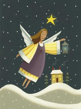 Angel with a Lantern by Margaret Wilson