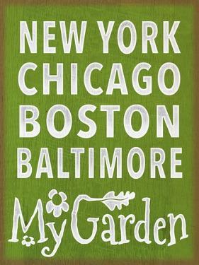 Garden Itinerary by Margaret Wilson