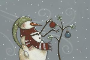 Ornaments on the Tree by Margaret Wilson