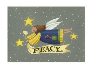 Peace Angel by Margaret Wilson