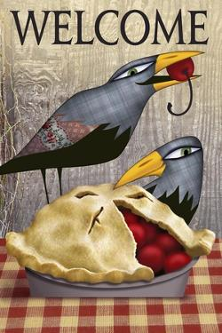 Pie with Crows by Margaret Wilson