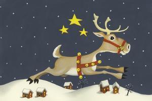 Santa's Reindeer by Margaret Wilson