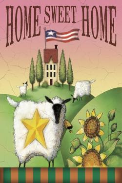 Sheep Home Sweet Home by Margaret Wilson