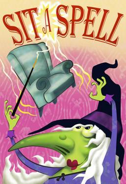 Sit A Spell by Margaret Wilson