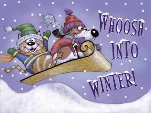 Sled Party by Margaret Wilson