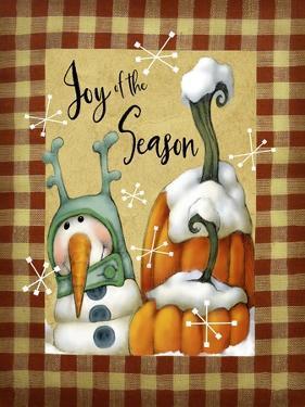 Snowman Pumpkins by Margaret Wilson