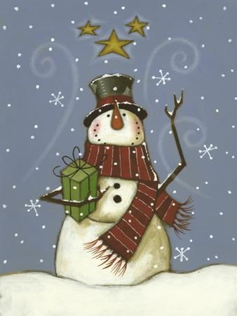 The Snowman's Gift by Margaret Wilson