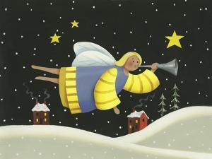 Trumpeting Angel by Margaret Wilson