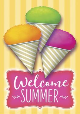 Welcome Snow Cones by Margaret Wilson