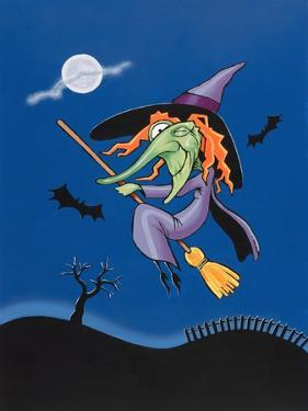 Witch by Margaret Wilson