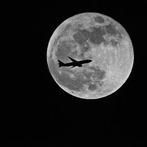 Fly Me to Supermoon by Margarita Komine
