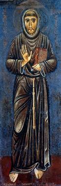 St. Francis Of Assisi by Margarito d'Arezzo