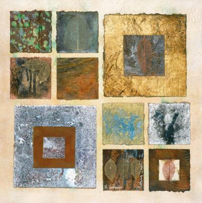 Nature's Impact I by Mari Giddings
